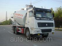 Chuanteng HBS5250GJB concrete mixer truck