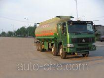 Chuanteng HBS5311GHY chemical liquid tank truck