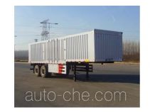 Chuanteng HBS9270XXY box body van trailer