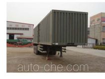 Chuanteng HBS9300XXY box body van trailer