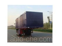 Chuanteng HBS9351XXY box body van trailer