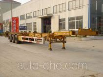 Chuanteng HBS9360TJZ container transport trailer