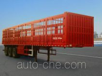 Chuanteng HBS9373CCY полуприцеп с решетчатым тент-каркасом