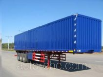 Chuanteng HBS9390XXY box body van trailer