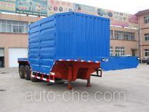 Chuanteng HBS9400TS molten iron trailer