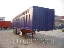 Chuanteng HBS9401XXY box body van trailer
