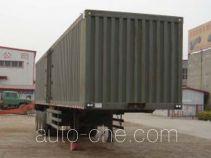 Chuanteng HBS9402XXY box body van trailer