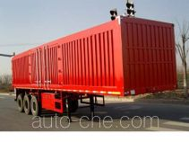 Chuanteng HBS9403XXY box body van trailer