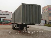 Chuanteng HBS9404XXY box body van trailer