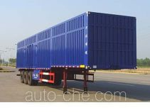 Chuanteng HBS9407XXY box body van trailer