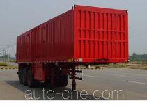 川腾牌HBS9408XXY型厢式运输半挂车