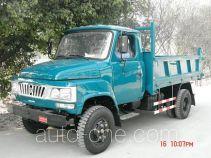 河驰牌HC2515CD型自卸低速货车