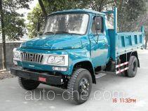 河驰牌HC5820CD型自卸低速货车