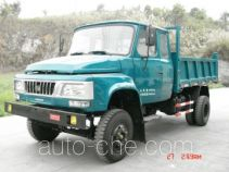 Hechi HC2515CPD low-speed dump truck