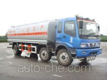 Changhua HCH5240GHY chemical liquid tank truck