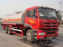 昌骅牌HCH5250GYYCA型运油车