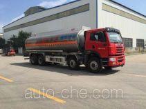 Changhua HCH5310GYYCA aluminium oil tank truck