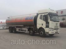 Changhua HCH5312GYYCA aluminium oil tank truck