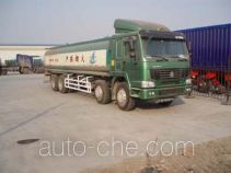 Changhua HCH5315GHY chemical liquid tank truck