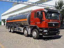 Changhua HCH5320GYYZ aluminium oil tank truck