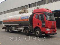 Changhua HCH5321GYYCA aluminium oil tank truck