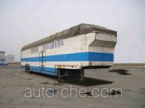 Changhua HCH9181XTCL vehicle transport trailer