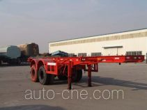 Changhua HCH9280TJZ container transport trailer