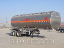 Changhua HCH9350GYY aluminium oil tank trailer
