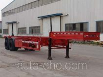 Changhua HCH9300TJZ container transport trailer