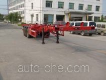 Changhua HCH9360TJZ container transport trailer