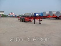 Changhua HCH9370TJZ container transport trailer