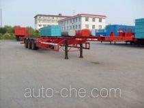Changhua HCH9371TJZ container transport trailer
