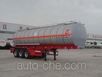 Changhua HCH9400GDG toxic and infectious items tank trailer