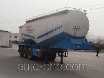 Changhua medium density bulk powder transport trailer
