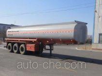 Changhua HCH9400GFW26 corrosive materials transport tank trailer