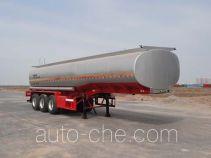 Changhua HCH9400GFW28 corrosive materials transport tank trailer