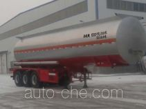 Changhua HCH9400GFW33 corrosive materials transport tank trailer