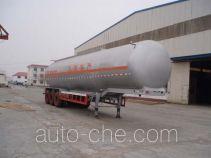昌骅牌HCH9406GHY型化工液体运输半挂车