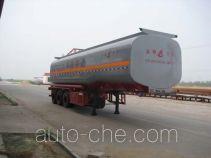 Changhua HCH9400GHYJ1 chemical liquid tank trailer
