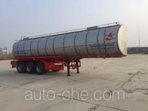 Changhua HCH9400GLYJ liquid asphalt transport tank trailer