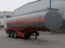 Changhua HCH9400GRYHB flammable liquid tank trailer