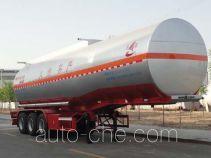 Changhua HCH9400GRYJC flammable liquid aluminum tank trailer