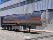 Changhua HCH9400GRYLHJ1 flammable liquid tank trailer