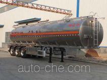 Changhua HCH9400GRYLHJ2 flammable liquid tank trailer