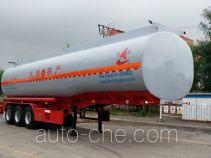 Changhua HCH9400GRYLY flammable liquid tank trailer