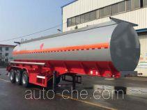 Changhua HCH9400GRYZ flammable liquid tank trailer