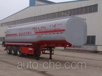Changhua HCH9400GYSP liquid food transport tank trailer