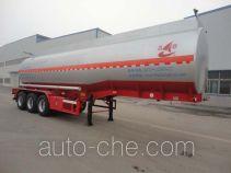 昌骅牌HCH9400GYW型氧化性物品罐式运输半挂车