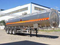 Changhua HCH9400GYY47 aluminium oil tank trailer