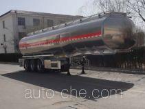 Changhua HCH9400GYYD aluminium oil tank trailer